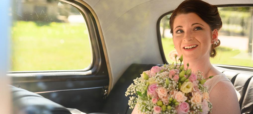 Unsere Hochzeitsfotografie